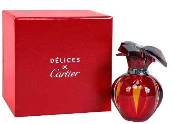 Cartier DELICES parfum