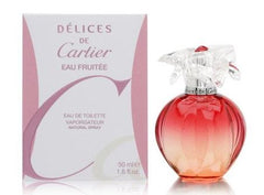 Cartier DELICES EAU FRUITEE eau de toilette