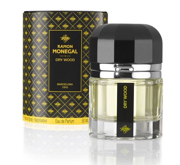 Ramon Monegal DRY WOOD eau de parfum 50ml