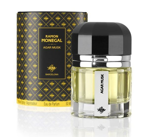 Ramon Monegal AGAR MUSK eau de parfum 50ml