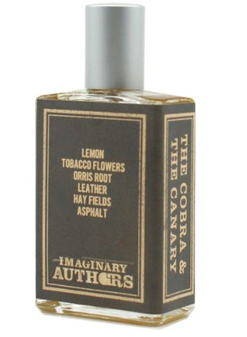 Imaginary Authors THE COBRA & THE CANARY Eau de Parfume 50ml