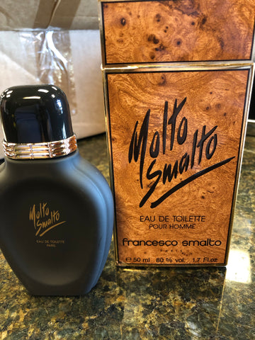 Smalto MOLTO SMALTO eau de toilette 50ml