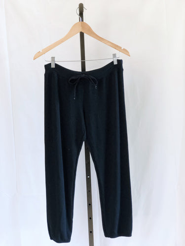 Stateside Fleece Relaxed Sweat Pant Black