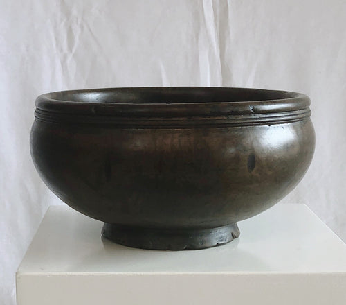 ANTIQUE Circular Betel-Nut Bowl
