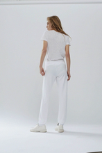 Load image into Gallery viewer, Stateside Fleece Relaxed Pant White
