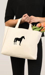 Tote Bag Horse Rescue