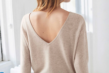 Load image into Gallery viewer, White + Warren Two Ways To Wear Cashmere