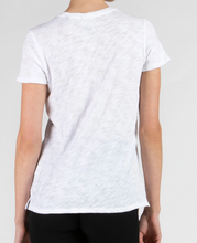 Load image into Gallery viewer, ATM School Boy Crew Neck in White