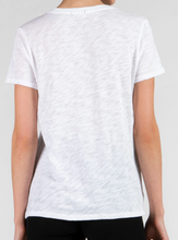 Load image into Gallery viewer, ATM  Schoolboy V Neck White