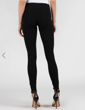 Load image into Gallery viewer, ATM Micro Modal Yoga Legging in Black