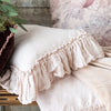 Bella Notte Linens Whisper Linen Collection