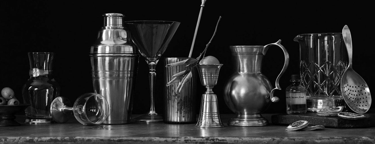 Yvonne Eselle's Barware Collection
