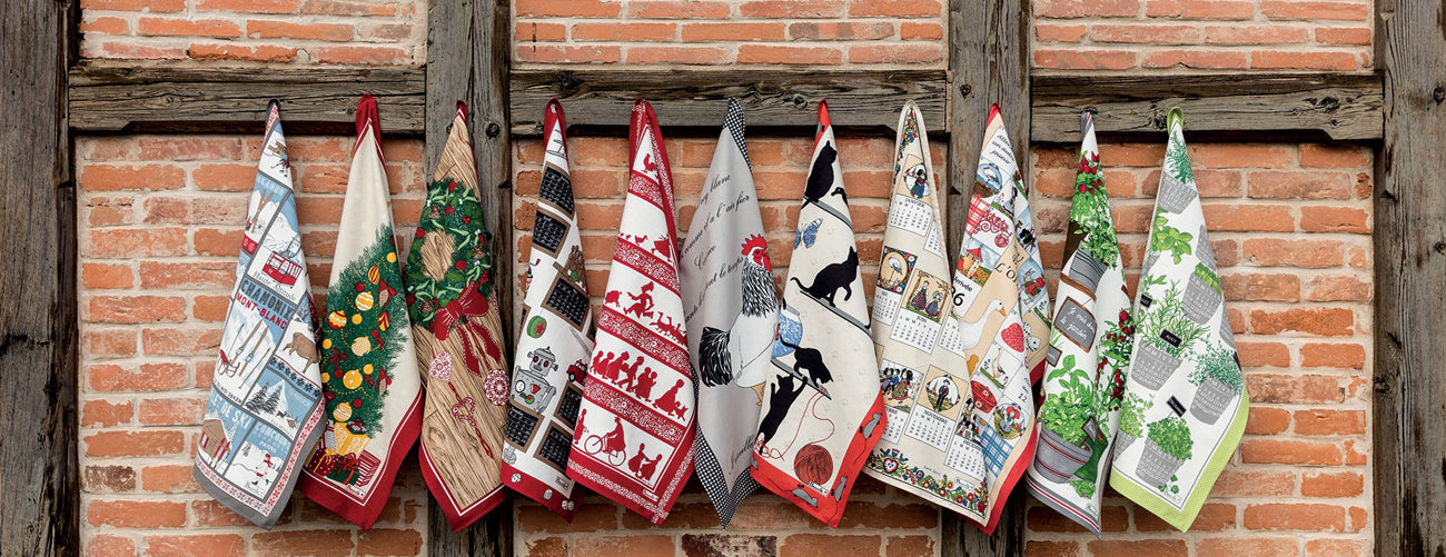 Beauville Kitchen Towel Collection