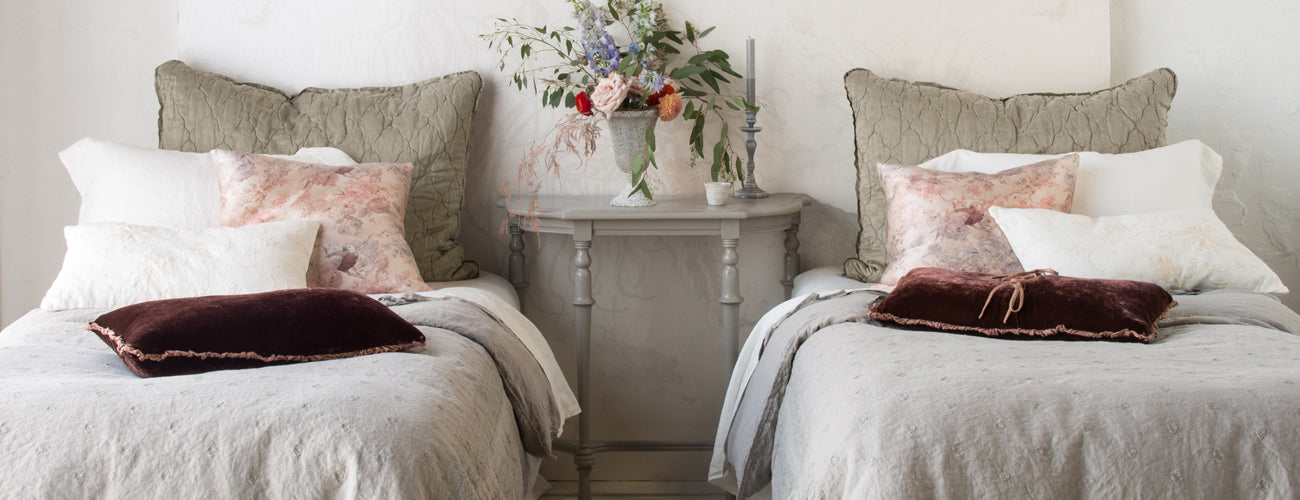 Bella Notte Linens Spring 2019 Collection