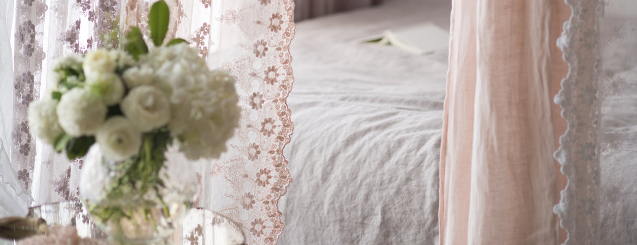Bella Notte Linens Curtains Collection