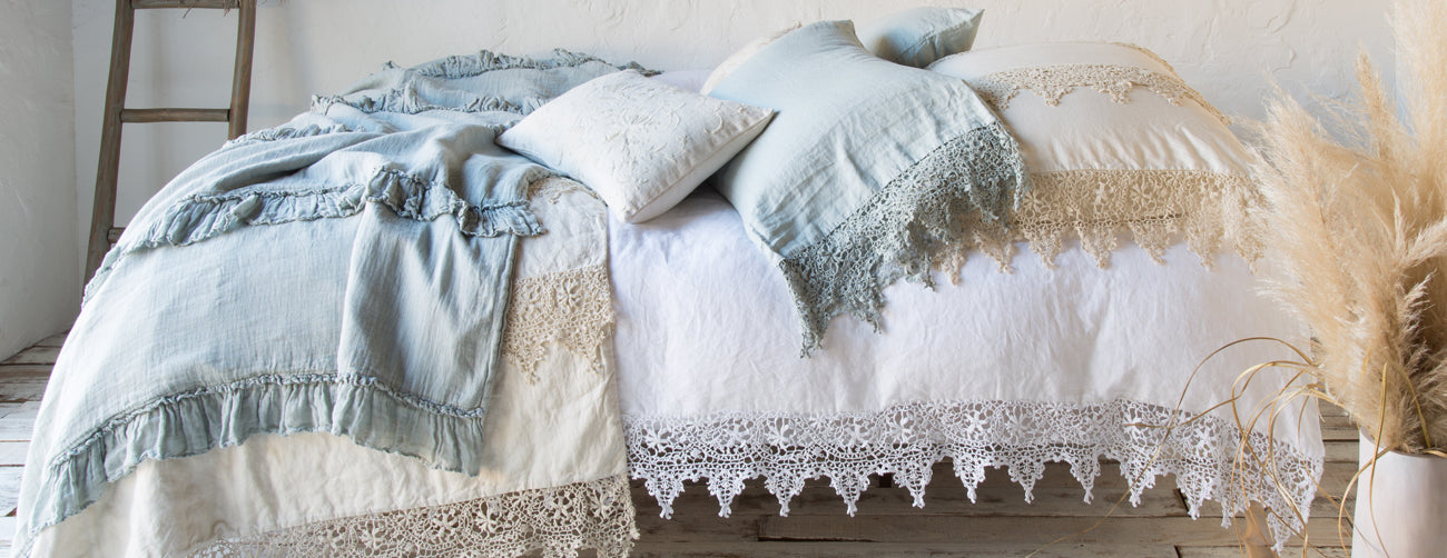 Bella Notte Linens Frida Collection