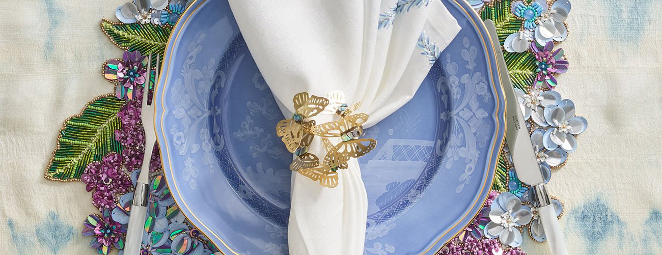 Kim Seybert Placemats, Napkins, and More