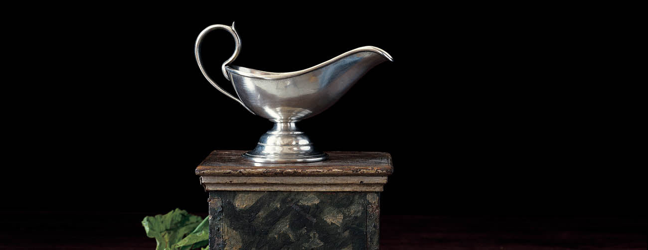 Match Pewter Table Service