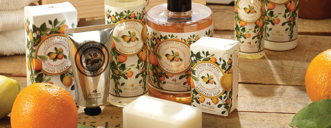 Panier des Sens Soothing Provence Collection