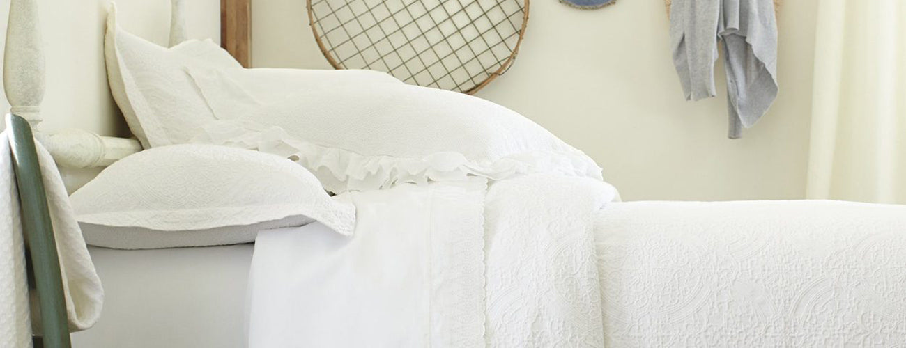 Peacock Alley Charlotte Bedding