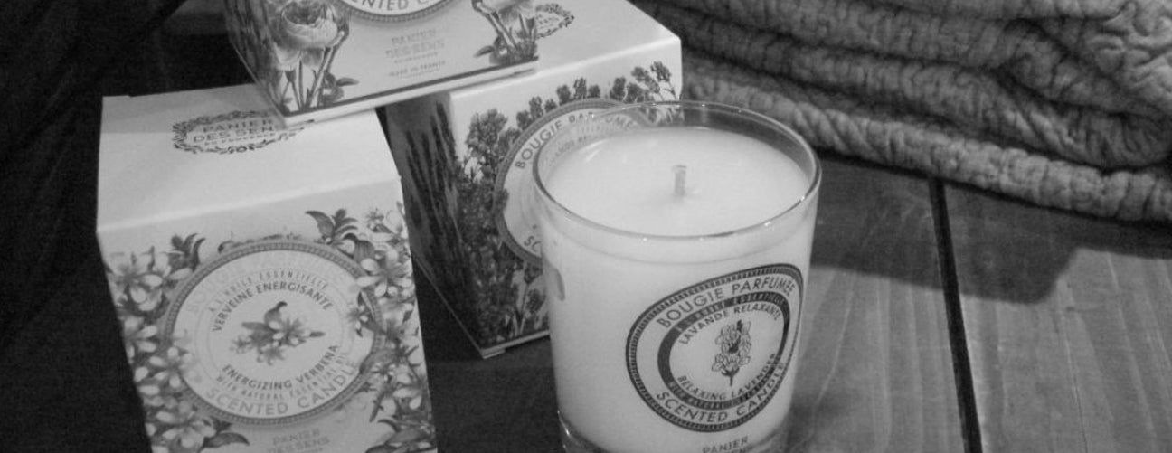 Yvonne Estelle's Scented Candle Collection