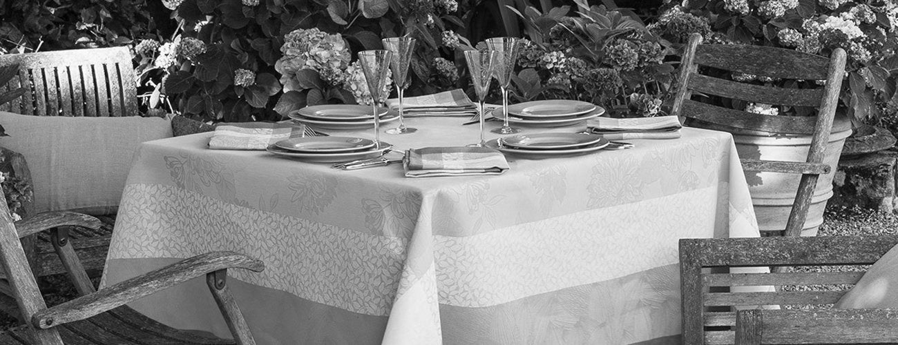 Yvonne Estelle's Tablecloth Collection