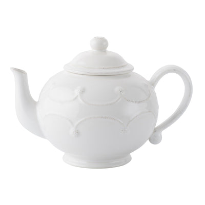 Juliska Berry & Thread White Teapot