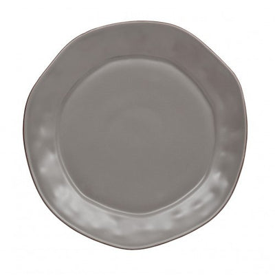 Skyros Designs Cantaria Charcoal Dinner Plate