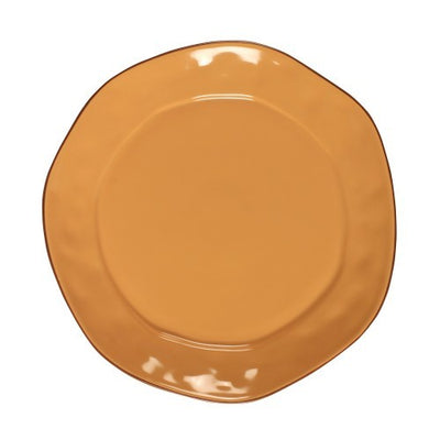 Skyros Designs Cantaria Golden Honey Dinner Plate