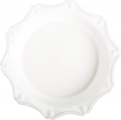 Juliska Berry & Thread White Pie Pan