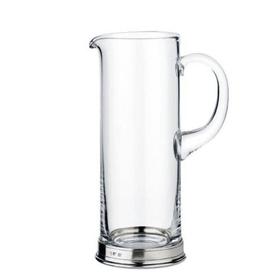 Match Pewter Crystal Martini Pitcher