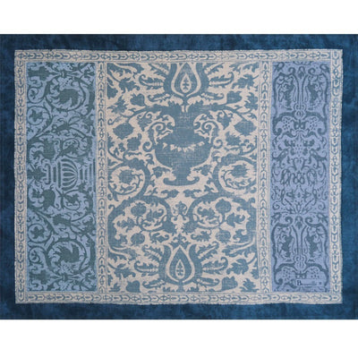 Beauville Rialto Blue Placemat