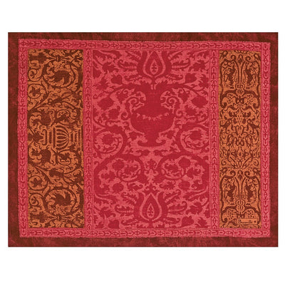 Beauville Rialto Garnet Red Placemat