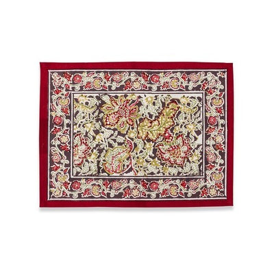 Couleur Nature Malini Red Placemat