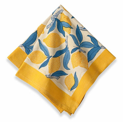 Couleur Nature Lemon Tree Napkin