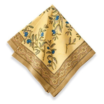 Couleur Nature Olive Tree Napkin