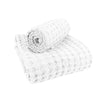 Garnier Thiebaut Cordoue Blanc Bath Towels