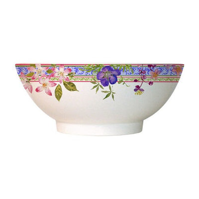 Gien Millefleurs Large Serving Bowl