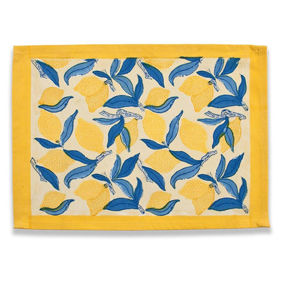 Couleur Nature Lemon Tree Placemat