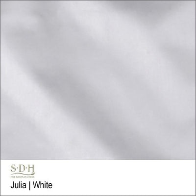 SDH Linens Julia White