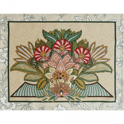 Beauville Versailles Yellow Placemat