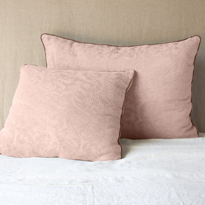 Bella Notte Linens Adele Rouge Pillow Shams