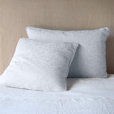 Bella Notte Linens Adele Sterling Pillow Shams