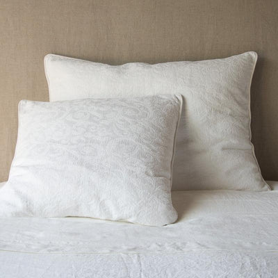 Bella Notte Linens Winter White Pillow Sham
