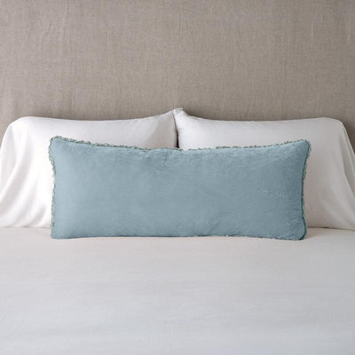 Bella Notte Linens Carmen Cloud Lumbar Pillow