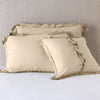 Bella Notte Linens Delphine Honeycomb Pillow Shams