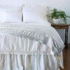 Bella Notte Linens Delphine Sterling Personal Comforter