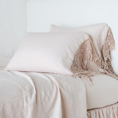 Bella Notte Linens Frida Pearl Pillowcase