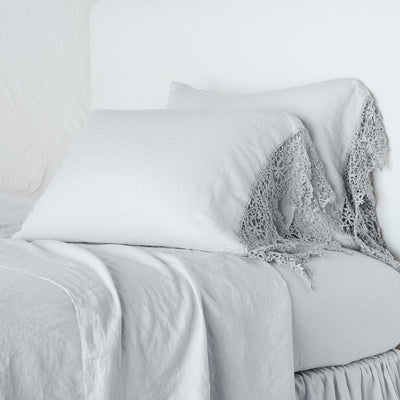 Bella Notte Linens Frida Sterling Pillowcase