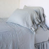 Bella Notte Linens Mineral Whisper Linen Pillowcase